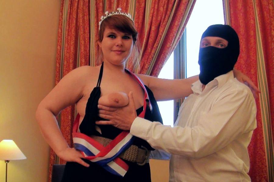 Vidéo du gangbang de Marion, miss Ronde 2011