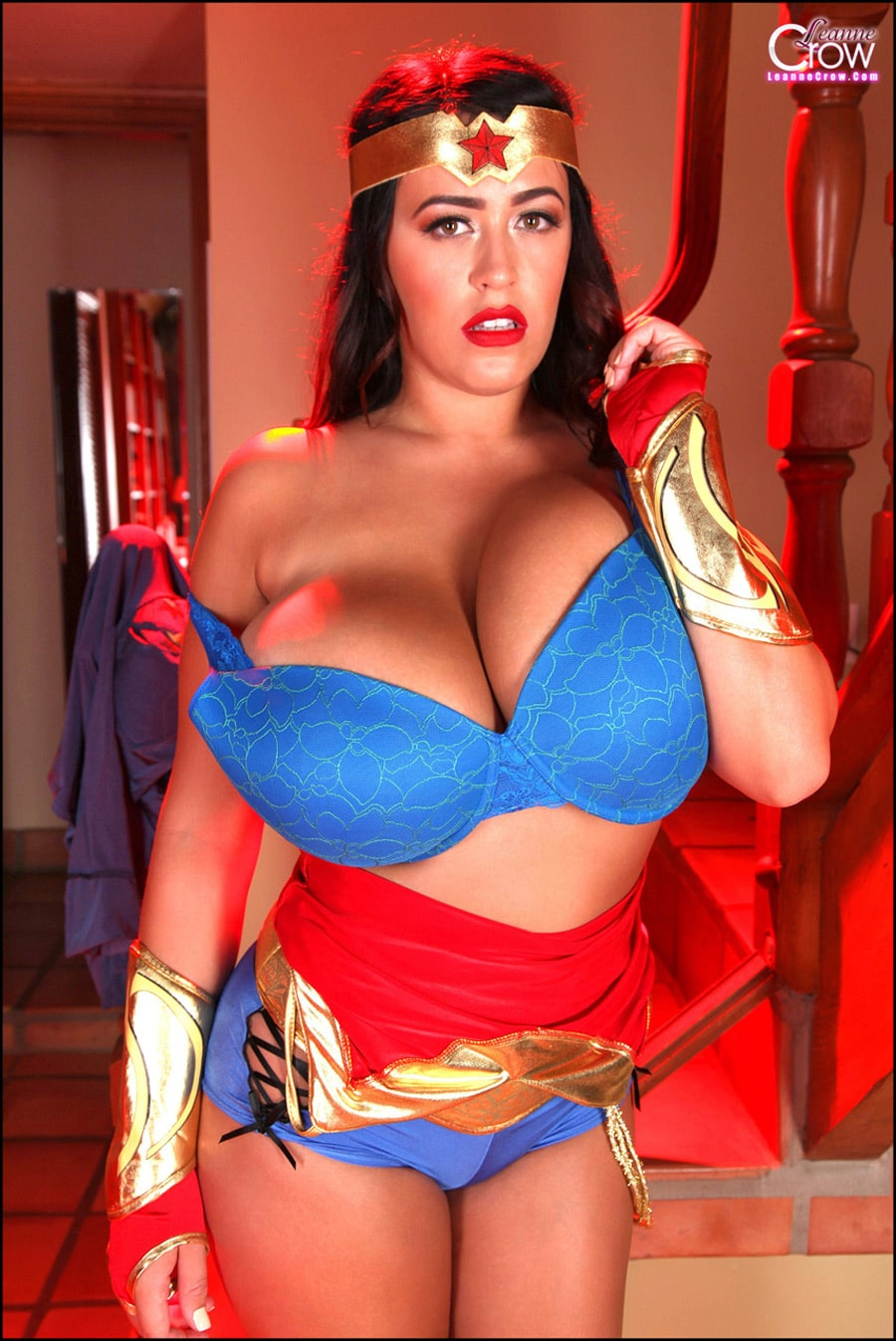 Wonder woman pornstar gorgeous Das