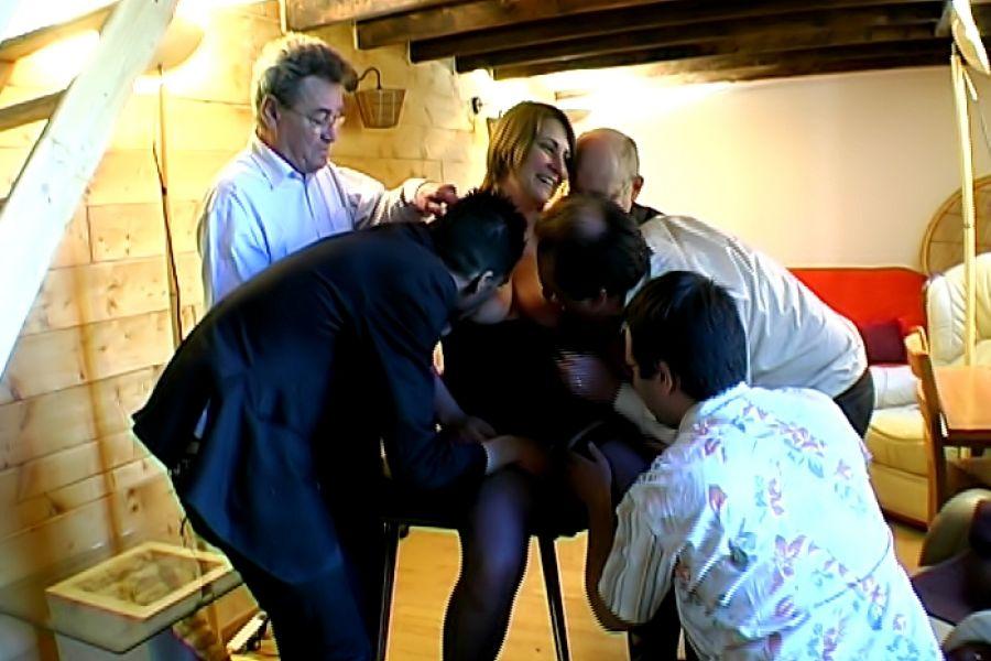 professionell eskort orgie