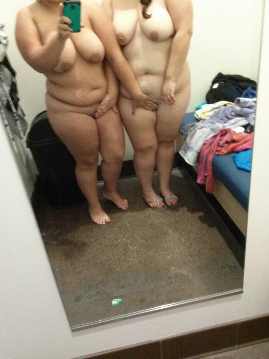 Teens lesbiennes obèses délicieuses