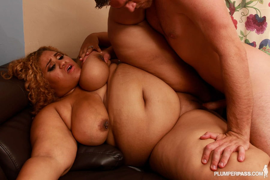 Ashley Heart métisse enrobée PlumperPass 15