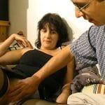Clothilde, femme grassouillette enculée par Sébastien