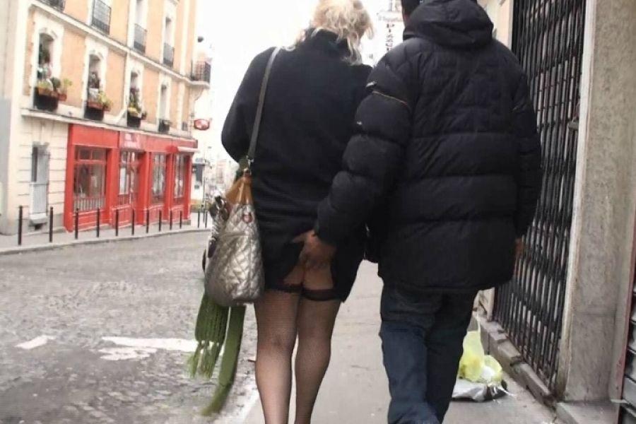 Grosse bite niggers et vieilles femmes