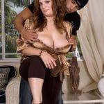 Brandy Ryder grosse femme rousse baisée par un black
