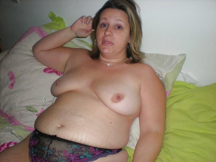 Christine, femme au foyer ronde libertine 10