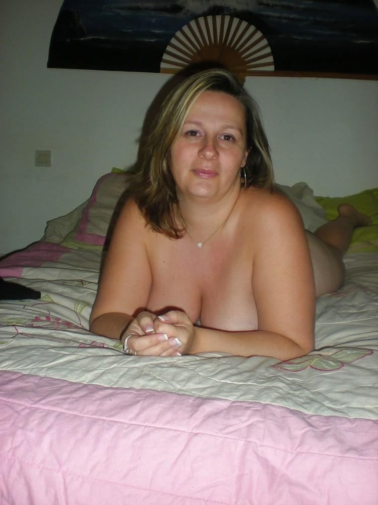 Christine, femme au foyer ronde libertine 4