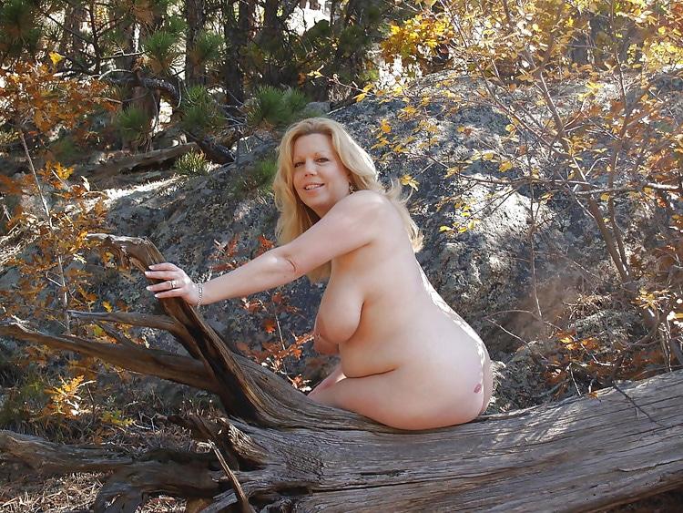 Marie, MILF grassouillette naturiste 5